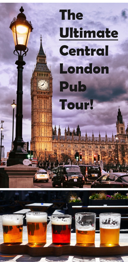 London Pub Tour