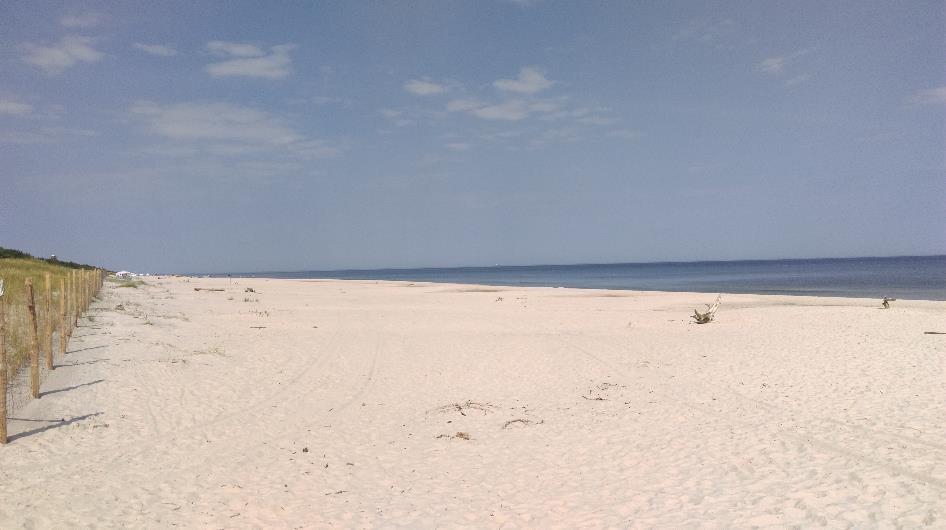 Debki Beach
