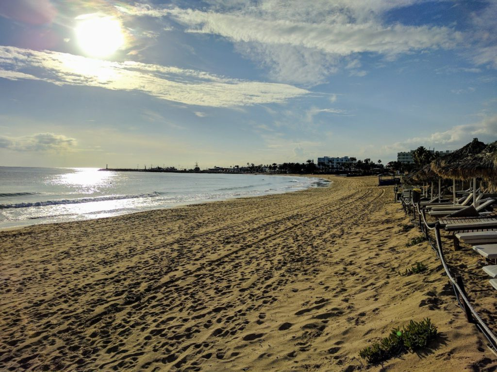 Limanaki Beach Ayia Napa