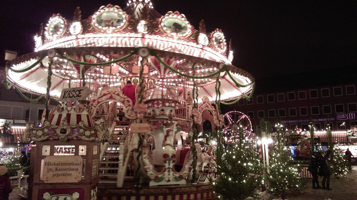 Planning a Visit to Nuremberg Christmas Market - A Nice Life