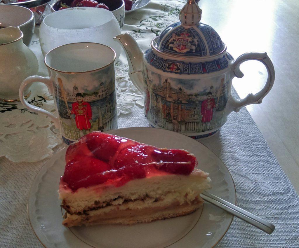 Polish Afternoon Tea