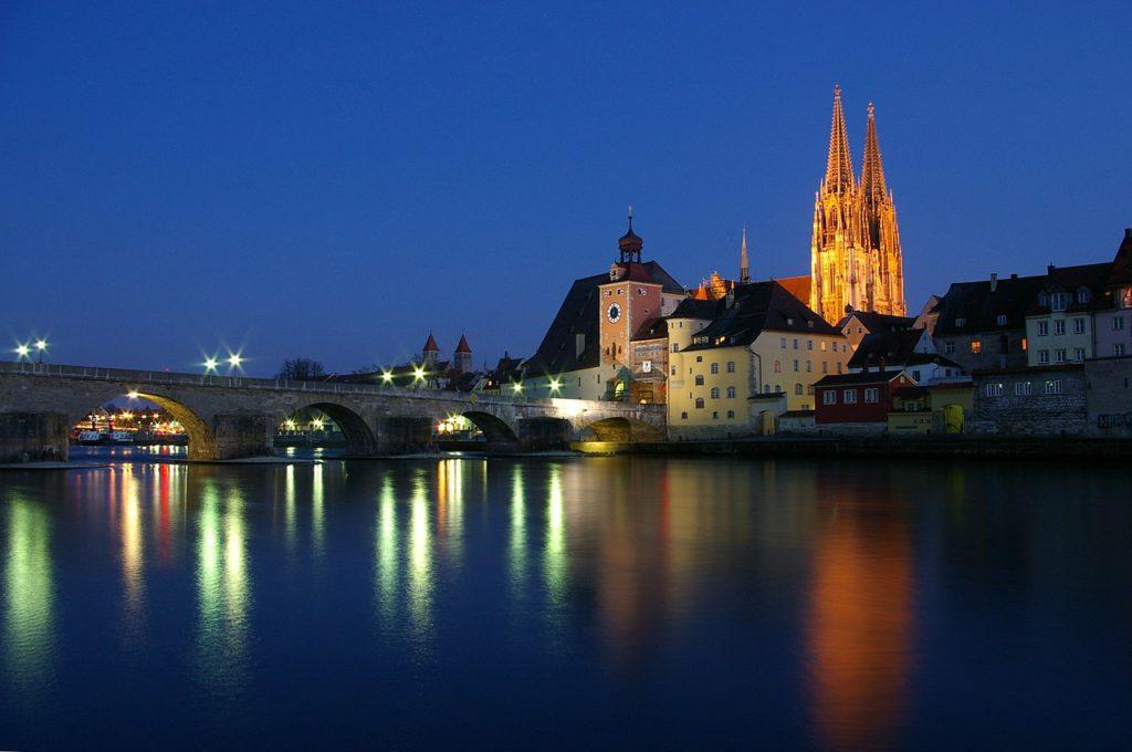 Regensburg Stone Bridge